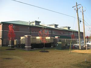Forsyth County Municipal Project