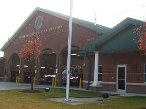 Forsyth Fire Station